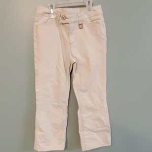 Limited too girls khakis